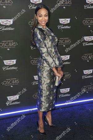 Editorial photo of 2020 Cadillac's Pre-Oscar Event, Los Angeles, USA - 06 Feb 2020