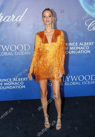 Editorial picture of Hollywood for the Global Ocean Gala, Los Angeles, USA - 06 Feb 2020