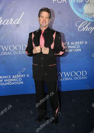 Editorial image of Hollywood for the Global Ocean Gala, Los Angeles, USA - 06 Feb 2020