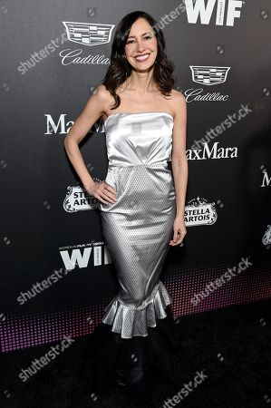 Stock Photo of Charlene Amoia