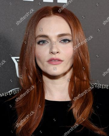 Stock Picture of Madeline Brewer