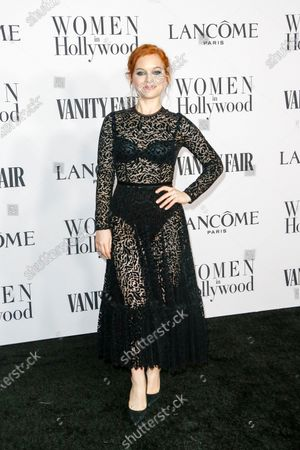 Jane Levy attends the Vanity Fair and Lancome Women In Hollywood Celebration at the Soho House in Hollywood, California, USA, 06 February 2020.
