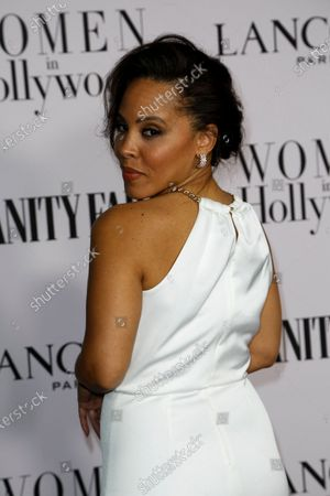 Amirah Vann attends the Vanity Fair and Lancome Women In Hollywood Celebration at the Soho House in Hollywood, California, USA, 06 February 2020.