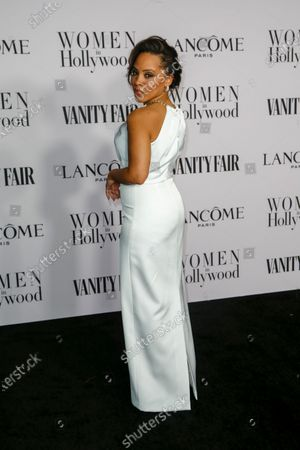 Editorial image of Vanity Fair and Lancome Women In Hollywood Celebration, USA - 05 Feb 2020