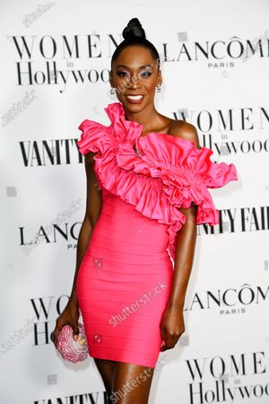 Editorial picture of Vanity Fair and Lancome Women In Hollywood Celebration, USA - 05 Feb 2020