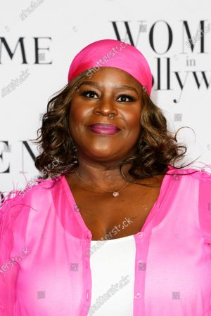Stock Photo of Retta attends the Vanity Fair and Lancome Women In Hollywood Celebration at the Soho House in Hollywood, California, USA, 06 February 2020.