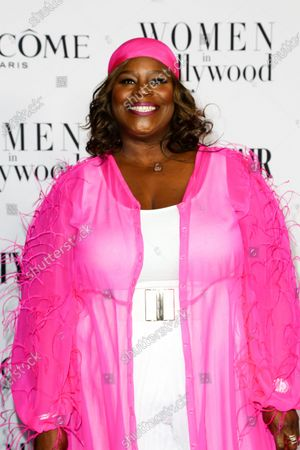 Retta attends the Vanity Fair and Lancome Women In Hollywood Celebration at the Soho House in Hollywood, California, USA, 06 February 2020.