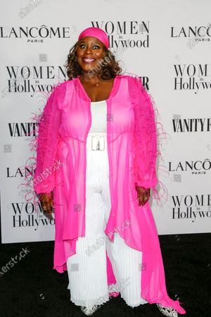 Stock Image of Retta attends the Vanity Fair and Lancome Women In Hollywood Celebration at the Soho House in Hollywood, California, USA, 06 February 2020.