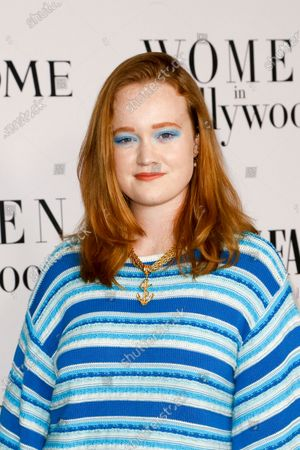 Liv Hewson attends the Vanity Fair and Lancome Women In Hollywood Celebration at the Soho House in Hollywood, California, USA, 06 February 2020.