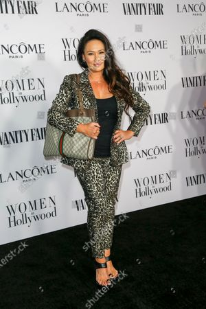 Tia Carrere attends the Vanity Fair and Lancome Women In Hollywood Celebration at the Soho House in Hollywood, California, USA, 06 February 2020.