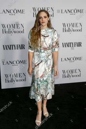 Stock Picture of Carly Chaikin attends the Vanity Fair and Lancome Women In Hollywood Celebration at the Soho House in Hollywood, California, USA, 06 February 2020.