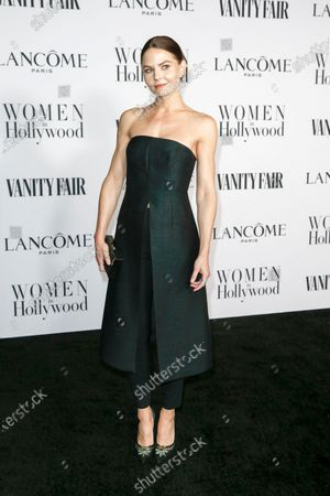 Jennifer Morrison attends the Vanity Fair and Lancome Women In Hollywood Celebration at the Soho House in Hollywood, California, USA, 06 February 2020.