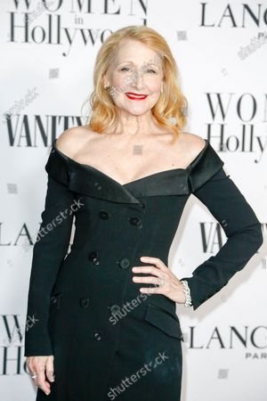 Patricia Clarkson attends the Vanity Fair and Lancome Women In Hollywood Celebration at the Soho House in Hollywood, California, USA, 06 February 2020.