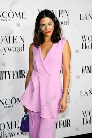 Editorial photo of Vanity Fair and Lancome Women In Hollywood Celebration, USA - 05 Feb 2020