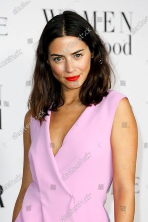 Lorenza Izzo attends the Vanity Fair and Lancome Women In Hollywood Celebration at the Soho House in Hollywood, California, USA, 06 February 2020.