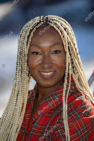 Stock Image of Nadege Beausson-Diagne