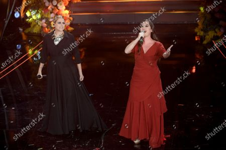 Editorial photo of 70th Sanremo Music Festival, Italy - 06 Feb 2020