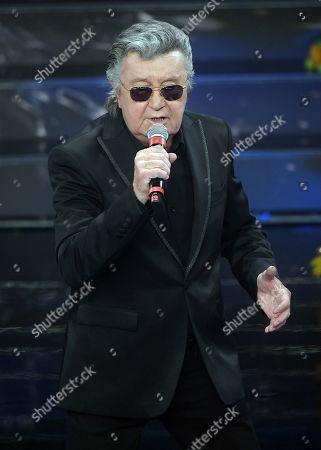 Editorial image of 70th Sanremo Music Festival, Italy - 06 Feb 2020