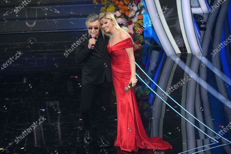 Editorial picture of 70th Sanremo Music Festival, Italy - 06 Feb 2020