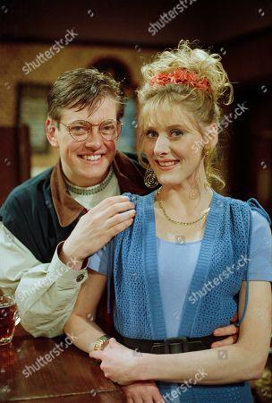 Editorial image of 'Coronation Street' TV Show Uk  - Apr 1993