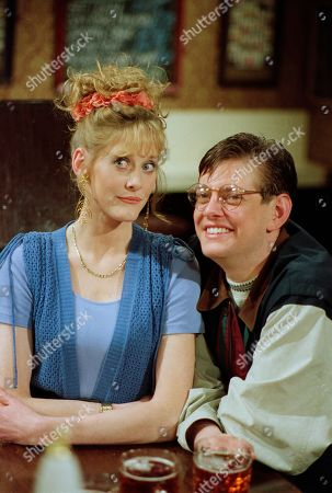 Editorial picture of 'Coronation Street' TV Show Uk  - Apr 1993