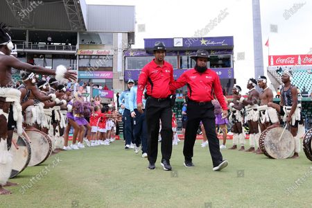 Editorial photo of South Africa v England, One Day International., 2nd ODI - 07 Feb 2020