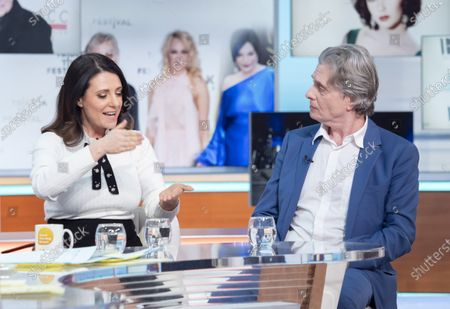 Editorial image of 'Good Morning Britain' TV show, London, UK - 07 Feb 2020