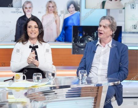 Editorial picture of 'Good Morning Britain' TV show, London, UK - 07 Feb 2020