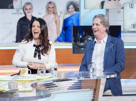 Editorial photo of 'Good Morning Britain' TV show, London, UK - 07 Feb 2020