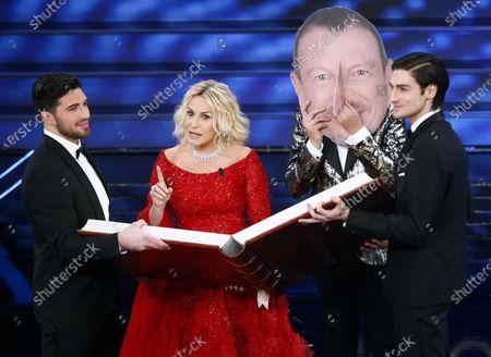Editorial picture of 70th Sanremo Music Festival 2020, Italy - 07 Feb 2020