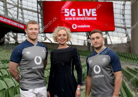 Editorial photo of Aviva Stadium Becomes The First 5G-Enabled Sports Facility in Ireland - 07 Feb 2020