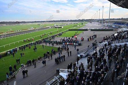Editorial photo of Horse Racing, Kempton Park Racecourse, UK - 07 Feb 2020