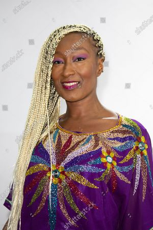 Stock Picture of Nadege Beausson-Diagne
