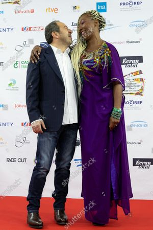 Patrick Timsit and Nadege Beausson-Diagne