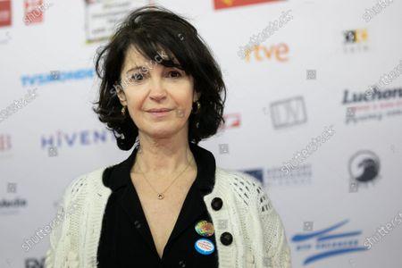 Stock Image of Zabou Breitman