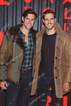 Jordan Stenmark and Zac Stenmark