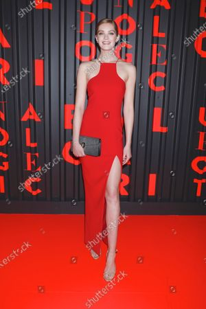 Stock Picture of Alexina Graham