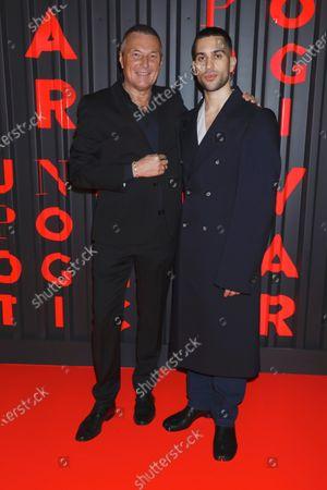 Jean-Christophe Babin and Mahmood