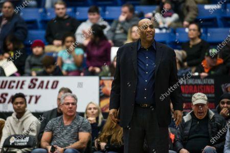 Bill Jones, the head coach of Windsory Express