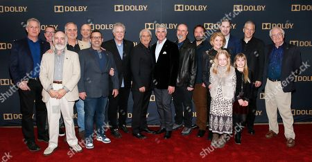 Editorial image of Dolby Celebrates 92nd Academy Awards Nominees in Cinematography, Sound Editing, and Sound Mixing, North Hollywood, USA - 06 Feb 2020