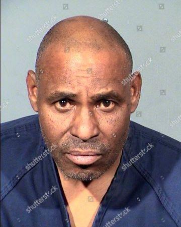 Editorial picture of Body In Suitcase-Arrest, Las Vegas, USA - 05 Feb 2020
