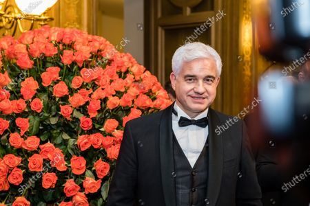 Editorial photo of 15th Semper Opera Ball in Dresden, Germany - 07 Feb 2020
