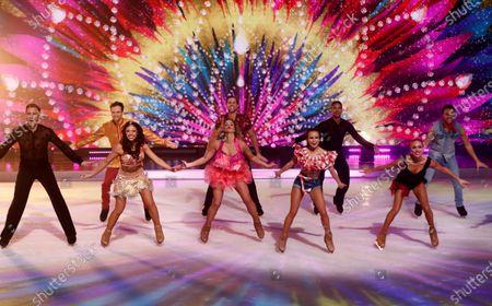 Dance Medley - Matt Evers, Mark Hanretty, Vanessa Bauer, Alex Murphy, Tom Naylor, Carlotta Edwards, Oscar Peter, Brianne Delcourt and Alexander Demetriou