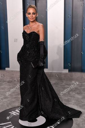 Editorial photo of Vanity Fair Oscar Party, Arrivals, Fashion Highlights, Los Angeles, USA - 09 Feb 2020