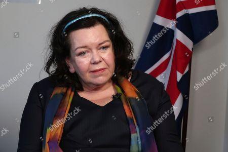 Editorial photo of US NY Britain Ambassador, New York, USA - 07 Feb 2020
