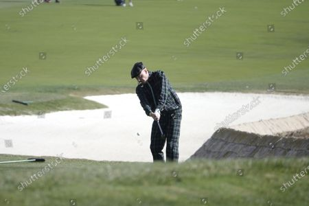 Editorial image of AT&T Pebble Beach Pro-Am Tournament, Second Round, Monterey, USA - 07 Feb 2020