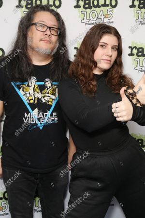 Stock Picture of Best Coast - Bobb Bruno and Bethany Cosentino
