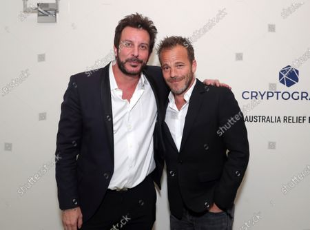 Exclusive - Tommy Alastra and Stephen Dorff
