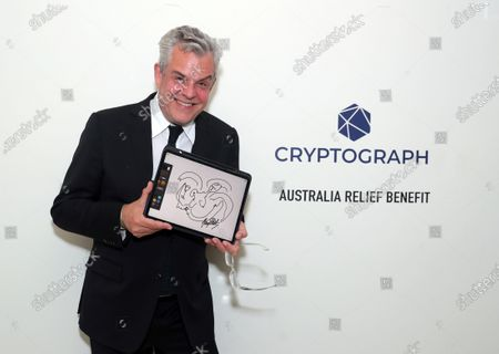 Editorial picture of Exclusive - Tommy Alastra's Annual 'Oscar Friday' Party Featuring Cryptograph To Benefit Australia Wildfire Relief, Beverly Hills, USA - 07 Feb 2020