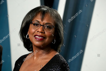 Stock Picture of Anita Hill